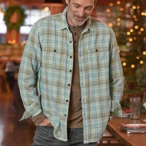 Sundance Wayward Plaid Shirt